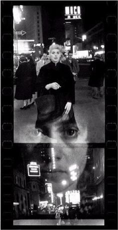 "Diane Arbus, Self-portrait.    ""A photograph is a secret about a secret"""