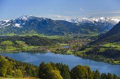 Berge und Seen: Die Chiemgauer Alpen