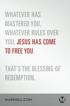 Redemption...More at http://quote-cp.tumblr.com