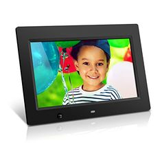 Aluratek ADMSF310F 10Inch Digital Photo Frame with Energy Efficient Motion Sensor 4GB Built in Memory Black *** Read more  at the image link. (Note:Amazon affiliate link)