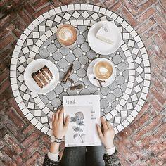 coffee break | coffee inspiration | instagram photo idea
