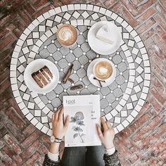 coffee break | coffee inspiration | instagram photo idea