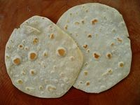 homemade tortillas...look pretty easy for a wonderful price and taste!