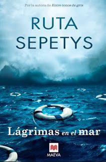 Spanish Edition of Salt to the Sea