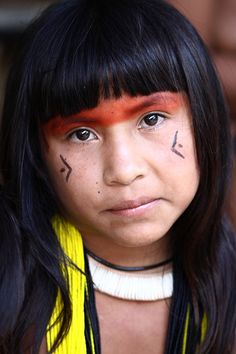 Além da Imagem...: Todo dia é dia de Índio