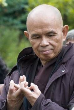 """Exclusive Interview With Zen Master Thich Nhat Hanh """"When we give ourselves the chance to let go of all our tension, the body's natural capacity to heal itself can begin to work...We humans have lost the wisdom of genuinely resting and relaxing. We worry too much. We don't allow our bodies to heal, and we don't allow our minds and hearts to heal. Meditation can help us embrace our worries, our fear, our anger; and that is very healing. We let our own natural capacity of healing do the work."""""""
