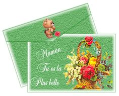 Cartes Souhaits Toy Chest, Decorative Boxes, Creations, Wish, Happy Name Day, Toy Boxes