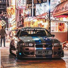 Skyline Nissan Gtr R34, R34 Gtr, Skyline Gtr R34, Nissan Skyline, Porche 911, Jdm Imports, Supercars, Street Racing Cars, Automobile
