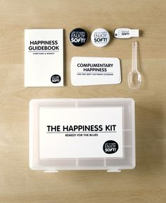 12 happiness guidebook branding inspiration black and white icecream branding 560x685 photo