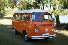 Our 1975 VW Type 2 Camper Westfalia.