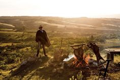 Francis Mallman, Cook in the wild, open-fire