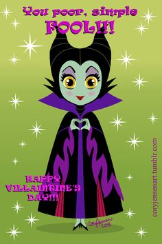 Cory's Art — HAPPY VILLAINTINE'S DAY!!! This year on February...