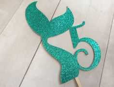 Any Age Mermaid Cake Topper, Tail Number Cake Topper, Mermaid Birthday, Mermaid Party Mermaid Theme Birthday, Little Mermaid Birthday, Little Mermaid Parties, Girl Birthday, Mermaid Tail Cake, Mermaid Cakes, Number Cake Toppers, Party Themes, Beautiful Mermaid