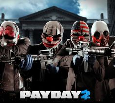 Payday mask from http://www.paydaymask.com