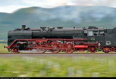 RailPictures.Net Photo: 01 118 Deutsche Reichsbahn Steam 4-6-2 at Neustadt an der Weinstrasse, Germany by Jean-Marc Frybourg
