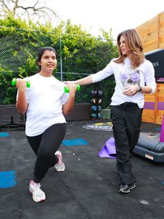 Work Out With Jillian Michaels!