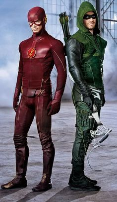 Grant Gustin and Stephen Amell will be crossover in the episode of The Flash and Arrow, which will air as a two nights event on December 2 and December 3.