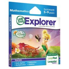 LeapFrog Explorer™ Learning Game: Disney Fairies: Tinker Bell and the Lost Treasure