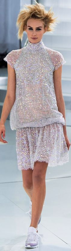 chanel haute couture s/s 14