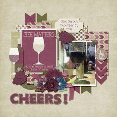 Cheers ! - Scrapbook.com