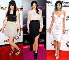 Kylie Jenner's Style Evolution