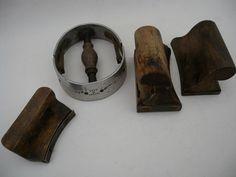 Antikes Modistin Hutmacher Werkzeug Holzmodel Hat Maker tools ca.1890 | eBay