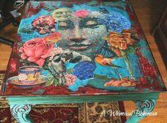 Boho Coffee Table <3