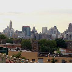 New York city Skyline, from LIC