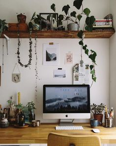 It may all look like nonstop caring for plants travels and hanging with cats over here (ok we do still do that a lot) but most days this is where you'll find the two of us. The long hours plate spinning ups and downs of running a small business being freelance and doing what you love is both challenging and rewarding in ways we couldn't have imagined. Our little oasis brings a positive and creative energy to our process helping us to stay grounded amongst the chaos and inspire us to be that…