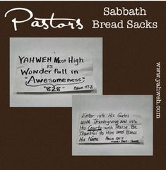 Most High, Sabbath, Sacks, The Balm, Thankful, Cards Against Humanity, Bread, Quotes, Pastor