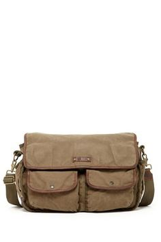 Locust Messenger Bag