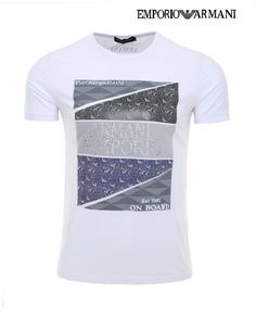 polo ralph lauren outlet uk Emporio Armani Est 1981 On Board Short Sleeve Men's T-Shirt White [Shop 1369] - $38.59 : Cheap Designer Polo Shirts Outlet Online in US http://www.poloshirtoutlet.us/