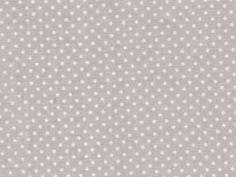 Telas - Susanitas Kids - S047 - Mini Lunares Gris - Algodón 100%