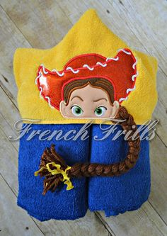 Hey, I found this really awesome Etsy listing at https://www.etsy.com/listing/214092331/5x7-3d-cowgirl-hooded-towel-design