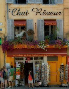 Chat Rêveur | Aix en Provence