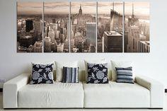 Great canvas print  New York Manhattan  787 x 315 5 by CanvasRevel