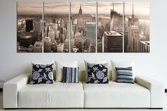 Great canvas print  New York Manhattan  787 x 315 5 by CanvasRevel