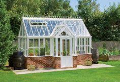 Gardenplaza - Viktorianische Gewächshäuser sind stilvoll und zweckmäßig - Aus Tradition nur das Beste (Diy Garden Shed)