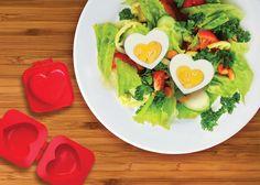Eggspress Heart Shaped Boiled Egg Mold