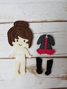 Dress Up Doll Outfits - Girl Dolls