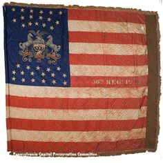 See flags that flew with Federal and Confederate forces engaged at the Battle of Second Manassas (Second Bull Run) History Articles, Us History, American History, Battle Of Antietam, Civil War Flags, Different Flags, Army Infantry, Union Flags, Union Army