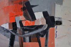 "Saatchi Art Artist Tapas Roy; Painting, ""Prototype-Z"" #art"