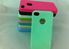 Dust Proof Soft TPU Silicone Phone Case Skin Cover for iPhone 4 4S 2f7f537fccd