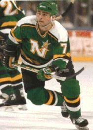 Legend, Hero, All-Around Hustla.   Neal Broten ...MN North Stars