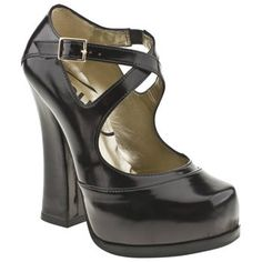 Dita Strap Heel at Schuh