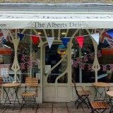 TiYK: The perfect bacon and egg breakfast at The Alberts Deli and cafe in Richmond