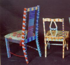 Chair Page