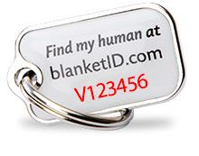 An ID tag that holds details online & is never out of date, together with a simple system that immediately alerts shelters, pounds, animal control, SPCA & any other local members of details and a photo of a missing pet. Plus tools to print your own lost posters and flyers, GPS mapping of where pet was reported found - even the option to report your pet as Stolen. And the small annual fee for the tag funds animal shelters - you can even choose which organization to support.