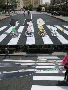 Charlie Brown and characters