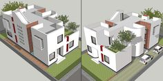 Expandable House by Catapult Architecture www.catapulting.in